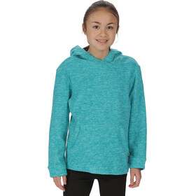 Regatta Khrissa Fleece Hoody Kids Aqua/Horizon